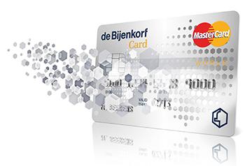 Bijenkorf Creditcard